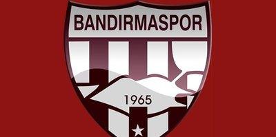 Bandırmaspor'da iki futbolcu kadro dışı