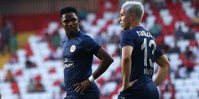 Antalyaspor stars Nasri, Eto'o leave club