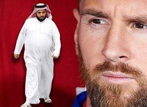 Bu kadarına da pes... Suudi Arabistanlı Şeyh, Messi transferini açıkladı! Anlaşma şartları...