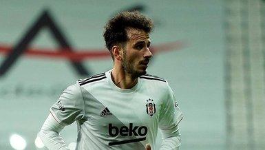 Son dakika spor haberleri: Beşiktaş'ta şok sakatlık! Oğuzhan Özyakup oyuna devam edemedi