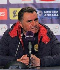 Mustafa Kaplan: Rakibimizle puan puana olmak istiyorduk