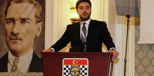TOSFED'İN yeni başkanı Eren Üçlertoprağı oldu