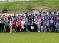 Trabzon'da bağış notları duygulandırıyor!