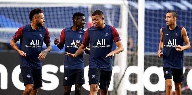 Son dakika: Mbappe'nin corona virüsü testi pozitif çıktı - Fransa Ligue 1 -