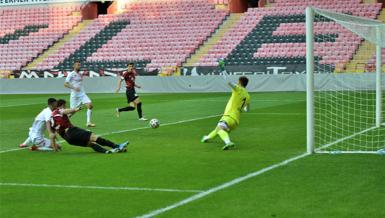 Eskişehirspor ligin en az gol atan takımı oldu!