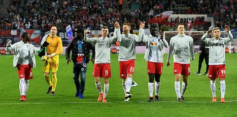 Leipzig 3 puanı 2 golle aldı