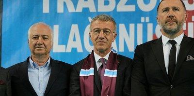 Trabzonspor Divan Kurulu'ndan Ahmet Ağaoğlu'na tam destek