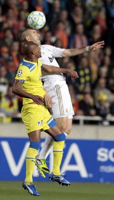 APOEL Nicosia - Real Madrid (Şampiyonlar Ligi Çeyrek Final)
