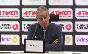 """İsmail Kartal: """"Tek hedefimiz iyi futbol ve kalıcı olmak"""""""