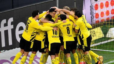Borussia Dortmund - Arminia Bielefeld: 3-0 (MAÇ SONUCU - GOLLERİ İZLE)