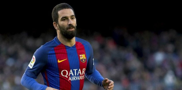 Arda Arsenal'de!