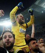 Hakan Canbazoğlu penaltı kurtarmaya devam ediyor!