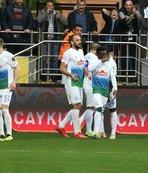 Çaykur Rizespor Konya'dan galibiyetle dönmek istiyor