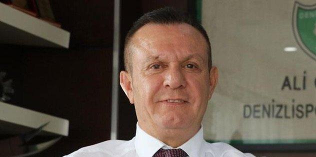 Ali Çetin: En güzide ve en iyi takımlardan biri artık Denizlispor
