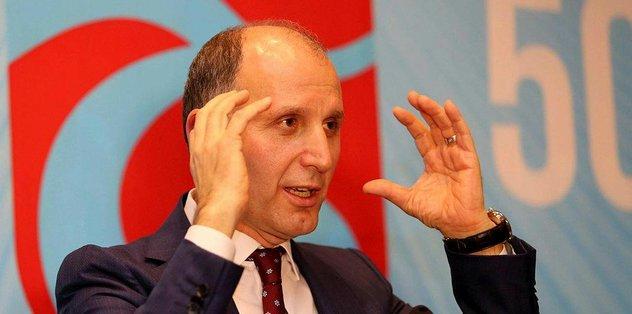 Trabzonspor olağanüstü kongre kararı aldı