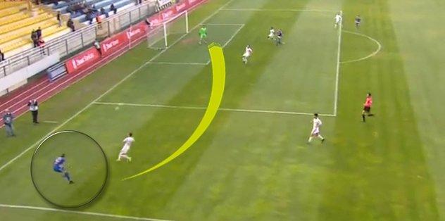 Abdullah'tan Roberto Carlos golü!   İZLEYİN...