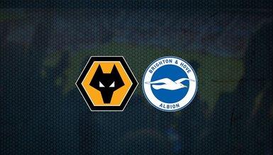 Wolverhampton - Brighton maçı ne zaman, saat kaçta ve hangi kanalda canlı yayınlanacak? | İngiltere Premier Lig