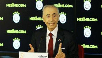 G.Saray Başkanı Mustafa Cengiz: Ben de yalnızım