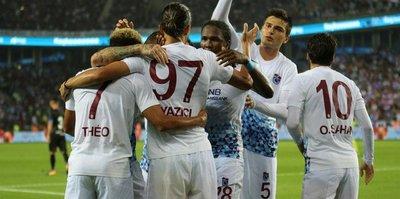 Trabzon'dan futbol şov