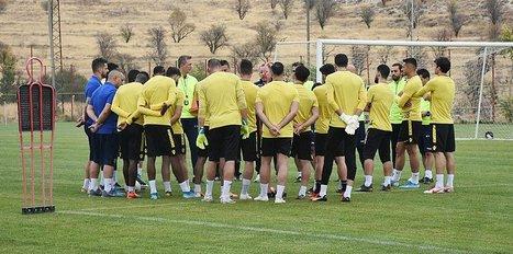 Yeni Malatyaspor'da Konyaspor maçı hazırlıkları