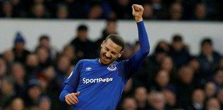 Cenk Tosun'lu Everton bir puana razı oldu