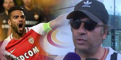 Ahmet Bulut'tan son dakika açıklaması! Falcao transferi... Galatasaray haberleri