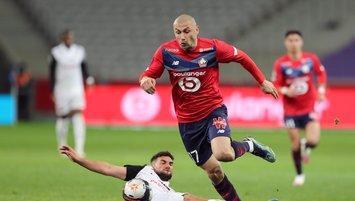 Lille kritik maçta puan kaybetti!