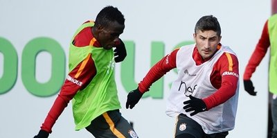 Galatasaray Riekerink yönetiminde çalıştı