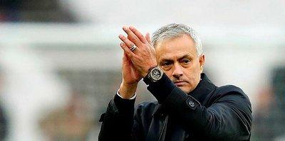 Mourinho'nun ilk maçında Tottenham 3 puanı 3 golle aldı