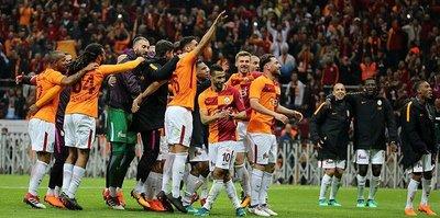 Galatasaray 3'te 3 yaptı