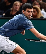 Australian Open: Top seed Djokovic beats Tsonga