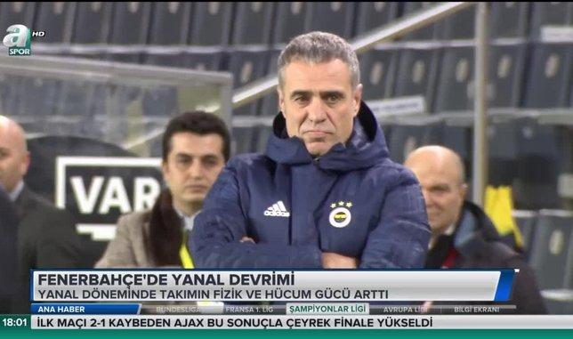 Fenerbahçe'de Yanal devrimi