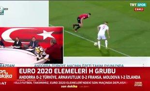Erman Toroğlu: Hakan Çalhanoğlu kaptanlık bandını hak ederek takıyor