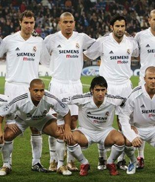 Fenomen Ronaldo efsanelerle canlı yayında buluştu
