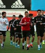 Beşiktaş'ta Ankaragücü maçının hazırlıkları başladı