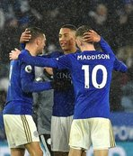 Leicester City Arsenal'i devirdi