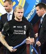 Liverpool kalecisi Karius'a ilginç teklif