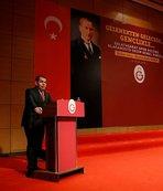 Dursun Özbek'ten Ünal Aysal'a gönderme