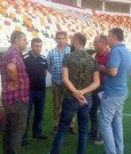 Evkur Yeni Malatyaspor'un stadı belli oldu