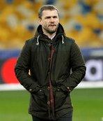 Ukrayna'dan Sergei Rebrov iddiası