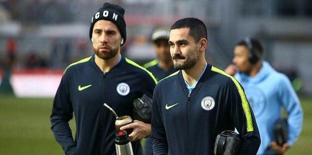 İlkay'a göre turun favorisi Manchester City