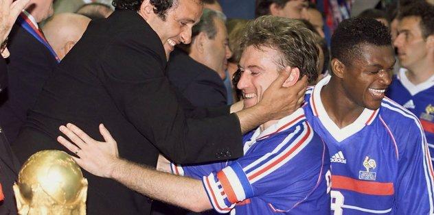 Michel Platini'den 1998 Dünya Kupası'nda hile itirafı