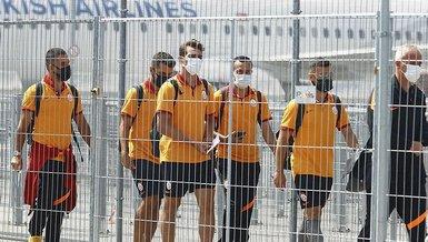 Son dakika spor haberi: UEFA Şampiyonlar Ligi 2. eleme turunda PSV ile karşılaşacak Galatasaray Hollanda'ya geldi