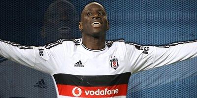 Beşiktaş, Demba Ba'yı KAP'a bildirdi