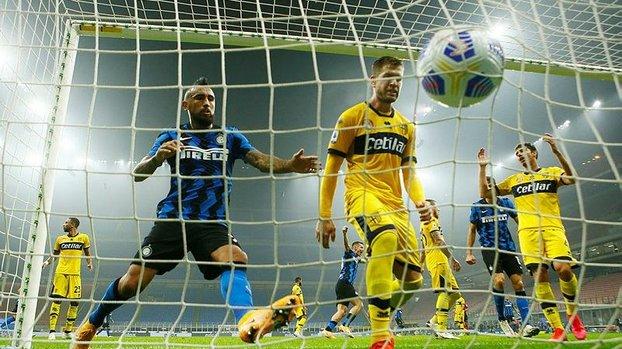 Inter 2-2 Parma   MAÇ SONUCU #