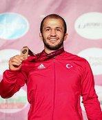 Mustafa Kaya'dan Avrupa şampiyonluğu
