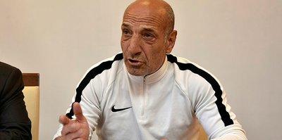 Ziya Doğan, Gümüşhanespor'u şampiyon yapmak istiyor
