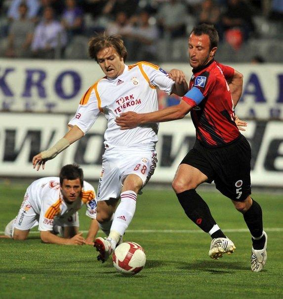 Gençlerbirliği-Galatasaray