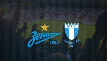 Zenit - Malmö maçı saat kaçta ve hangi kanalda?