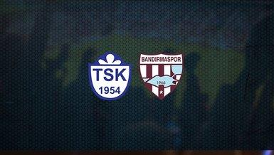 Tuzlaspor - Bandırmaspor maçı ne zaman, saat kaçta ve hangi kanalda canlı yayınlanacak? | TFF 1. Lig